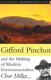 Giffor Pinchot wildlife