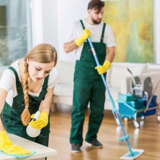 local house cleaning services near me