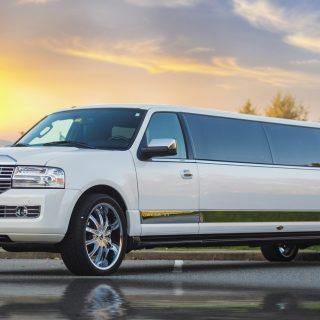 limousine prices per hour