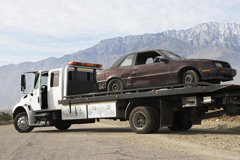 towing device