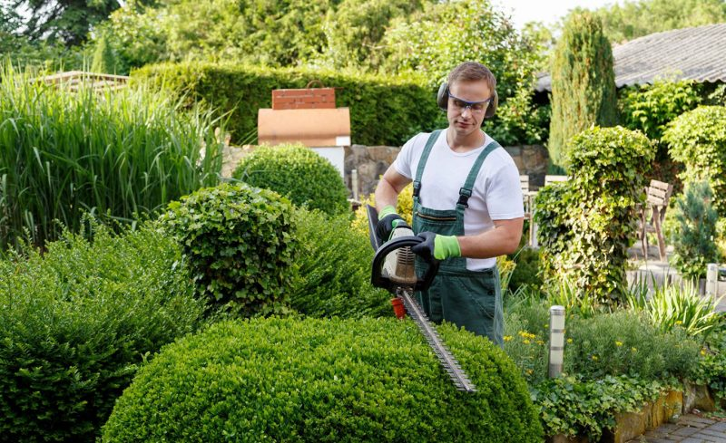 landscape gardener job description