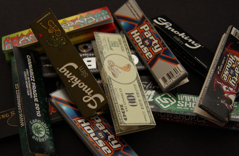 rolling paper manufacturer spain